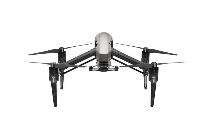 DJI уменьшила максимальную скорость нового дрона Inspire 2