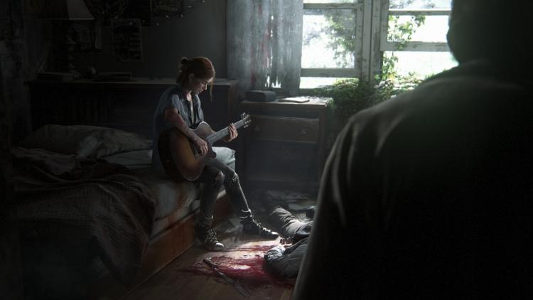 """Видео: дебютный трейлер сиквела The Last of Us"""""""