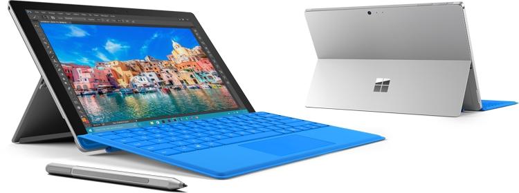 Планшет Microsoft Surface Pro 5 дебютирует весной