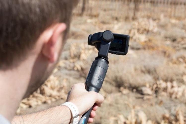 Ручной стабилизатор GoPro Karma Grip поступил в розничную продажу