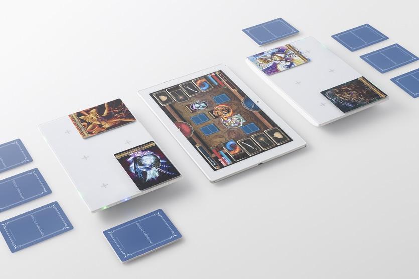 Project Field от Sony перенесёт цифровые карточные игры в реальность