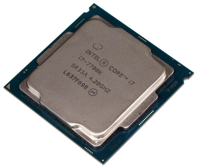 Процессор Core i7-7700K