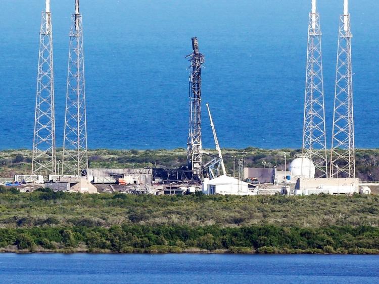 SpaceX перенесла сроки возобновления полётов Falcon 9 на январь