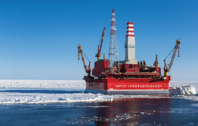 """В Арктике запустят систему подводной навигации «Позиционер»"""""""