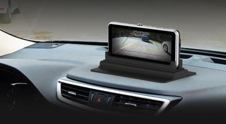"""Junsun H552C: автомобильный Android-навигатор с двумя камерами"""""""