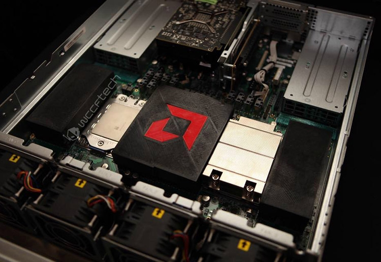 AMD Naples - Socket SP3