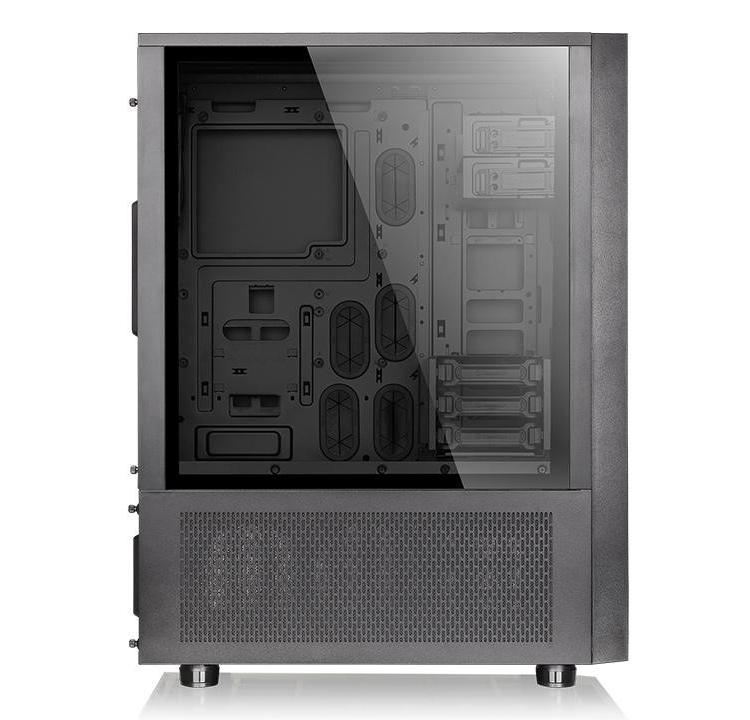 Корпус Thermaltake Core X71 предстал в версии Tempered Glass Edition
