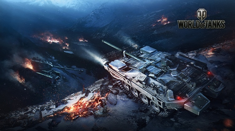 World of tanks мод тундра