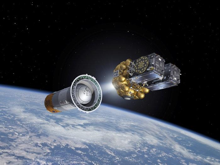 """Европейская спутниковая система навигации Galileo приступила к работе"""""""