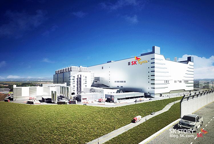 Производственный комплекс SK Hynix M14