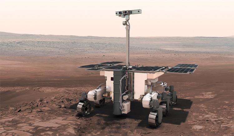 Заключён контракт на осуществление второго этапа миссии «ЭкзоМарс»