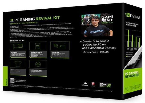 NVIDIA PC Gaming Revival Kit