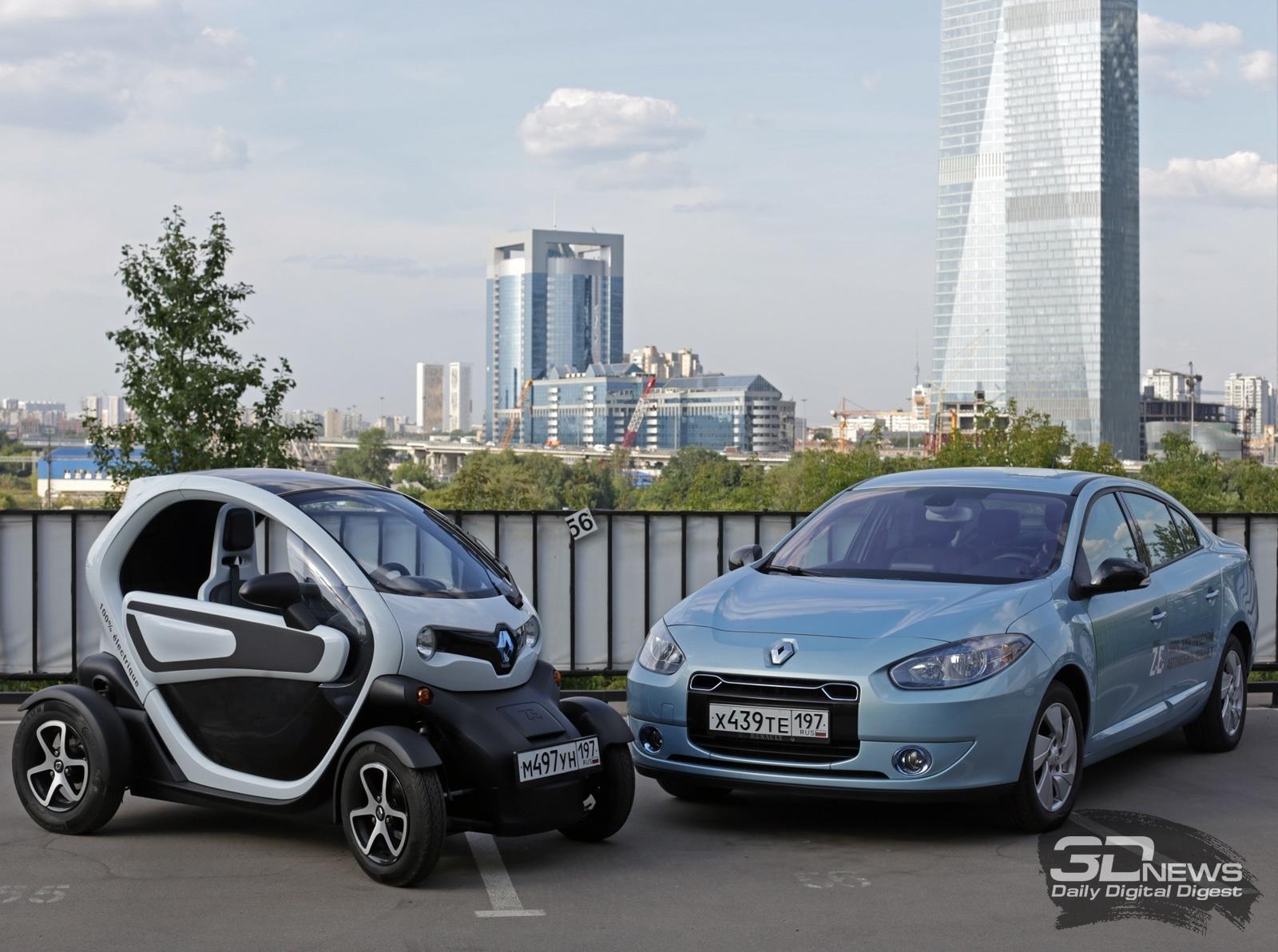 Nissan, Renault и Mitsubishi совместно создают доступные электромобили