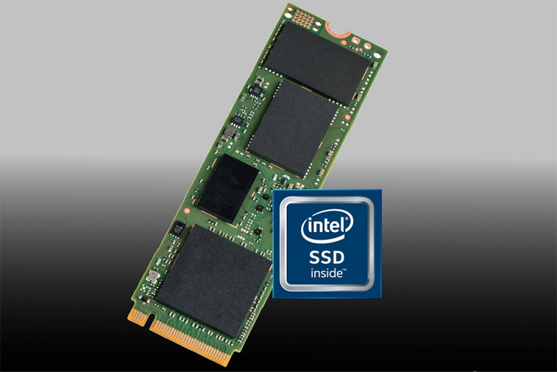 Intel SSD 600p – самый дешёвый NVMe-накопитель