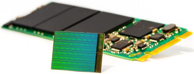 SSD на базе 3D NAND