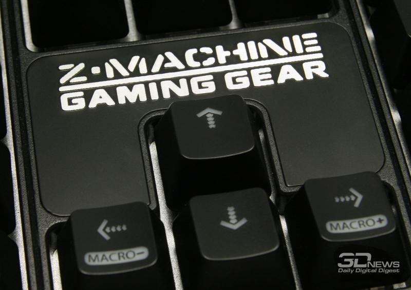 Игровая клавиатура Zalman ZM-K900M – цветомузыка в подарок