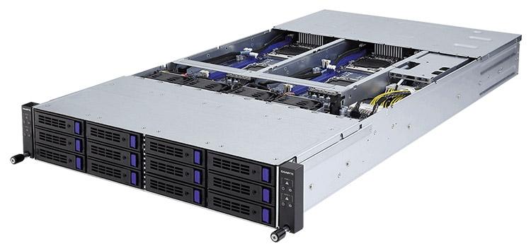 Лезвийный сервер Gigabyte H230-R4C