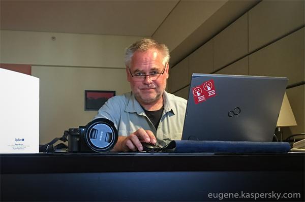 «Лаборатория Касперского» обвинила Microsoft в ущемлении интересов независимых разработчиков ПО (источник фото: блог Евгения Касперского, eugene.kaspersky.ru)