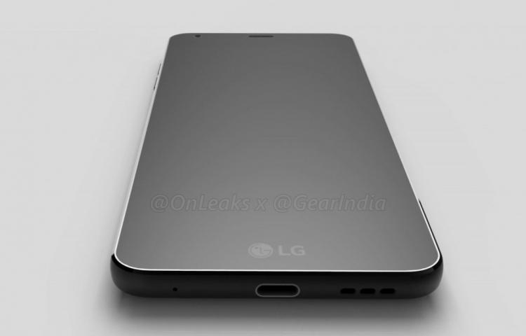 Инсайдеры опубликовали рендеры смартфона LG G6 и назвали ряд его параметров
