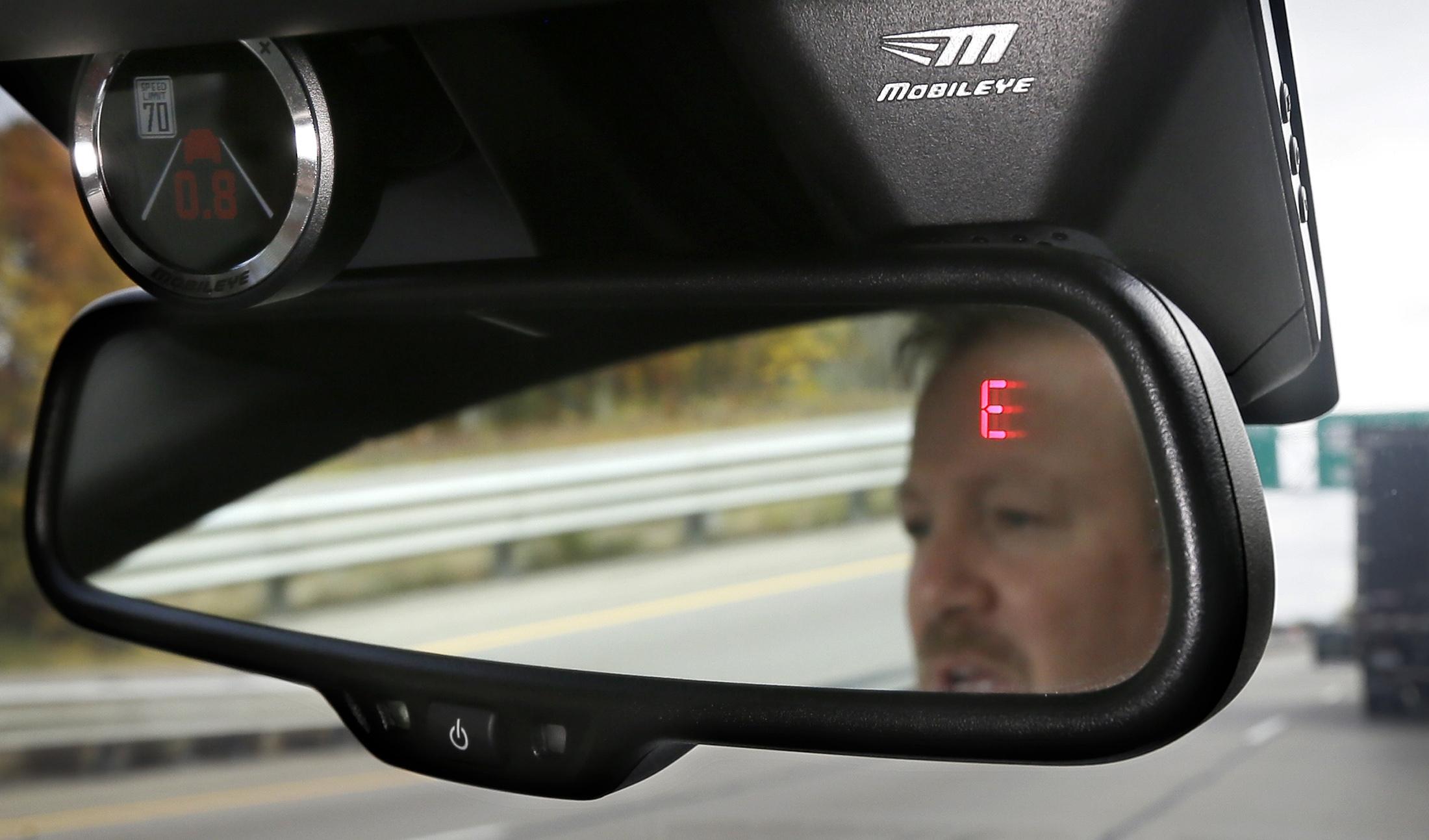 Mobileye и Here объединяют технологии для беспилотных автомобилей
