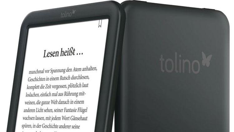 "Deutsche Telekom продаёт акции производителя ридеров Tolino"""