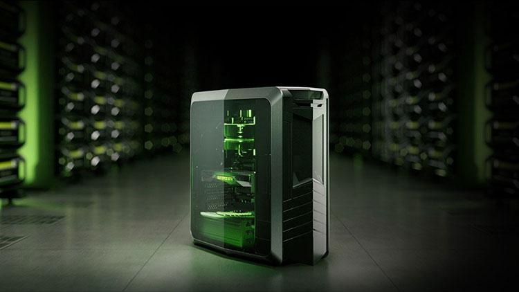 """NVIDIA GeForce Now принесёт облачные игры на ПК и Mac"""""""