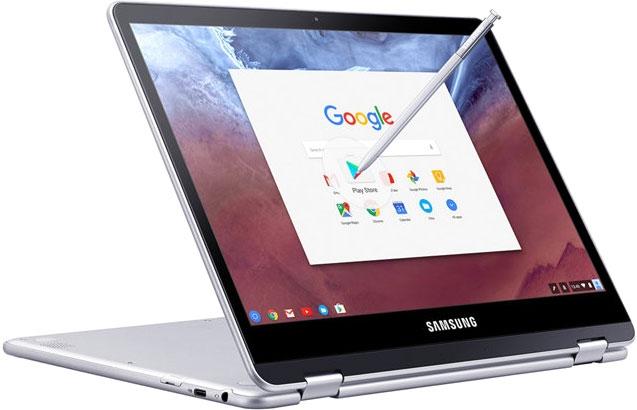 """CES 2017: два хромбука Samsung нового поколения со встроенным цифровым пером"""""""