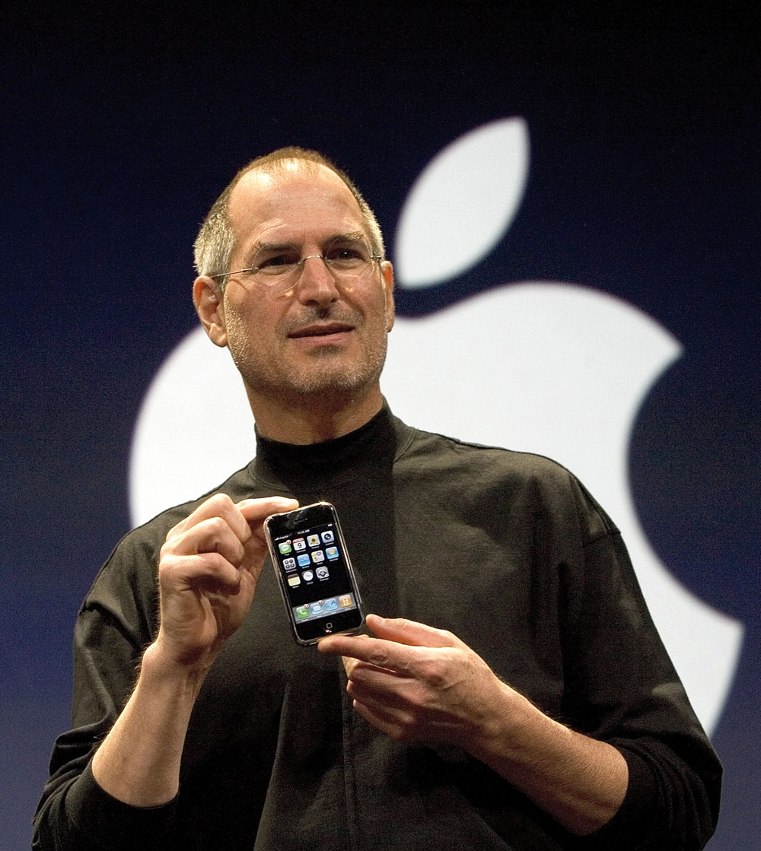 Прошло 10 лет смомента презентации первого iPhone