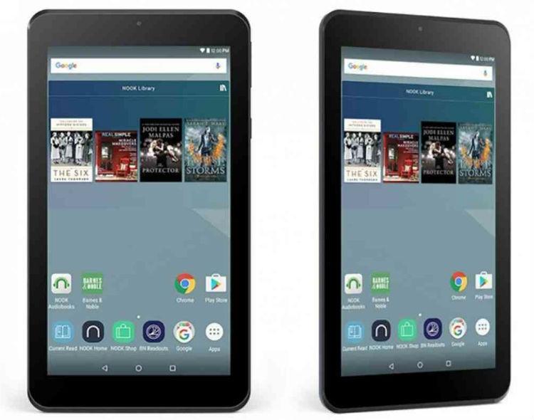 Barnes and Noble приостановила продажи доступного планшета Nook Tablet 7