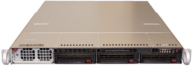 Эльбрус-4.4 — стоечный сервер на базе микропроцессоров Эльбрус-4С