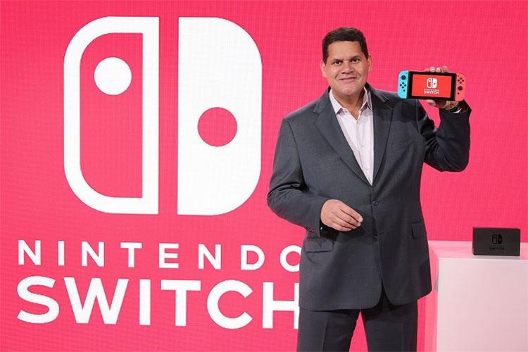 Nintendo поведала оконсоли Switch