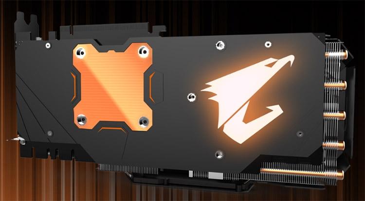 GeForce GTX 1080: первая видеокарта отGigabyte, выпущенная под брендом Aorus