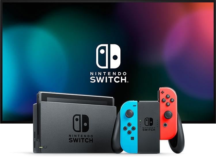 Nintendo Switch поддерживает SD-карты объемом до2 ТБ
