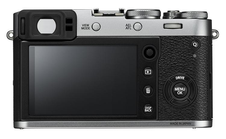 """Fujifilm X100F: компактная фотокамера премиум-класса за $1300"""""""
