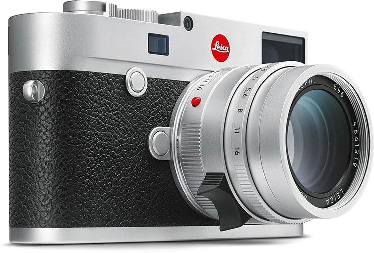 """Новая полнокадровая камера Leica M10 за $6500 не умеет снимать видео"""""""