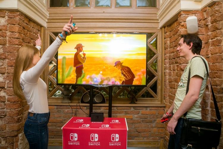 Nintendo Switch получил поддержку SD-карт объемом до2 ТБ