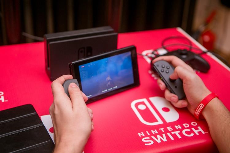 Nintendo Switch несмогла впечатлить инвесторов