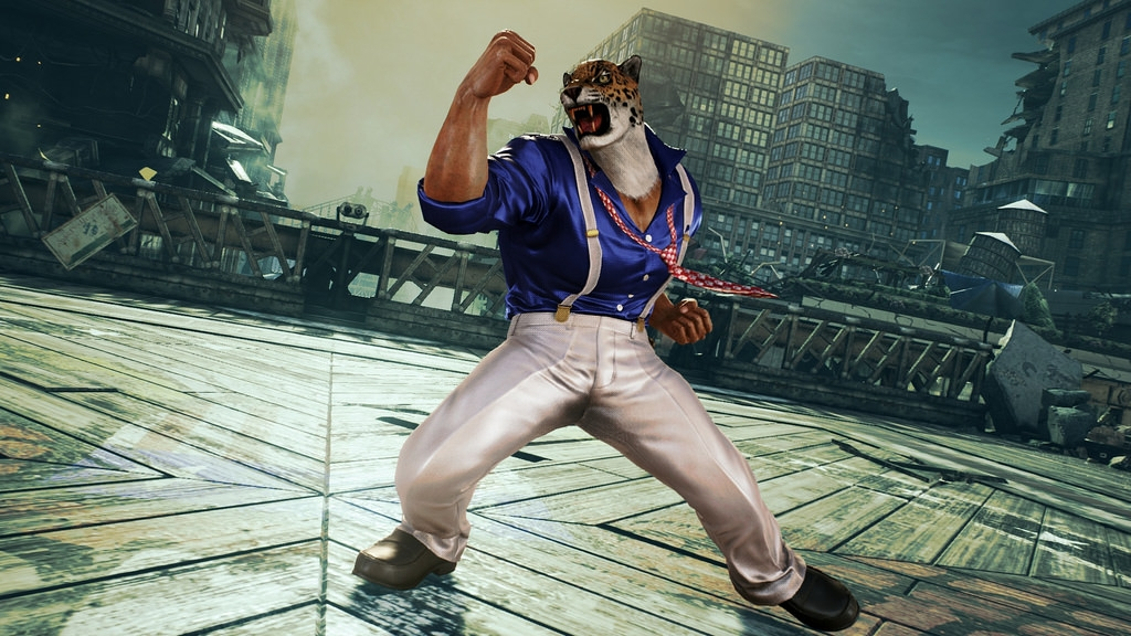 Дата выхода Tekken 7 исюжетный трейлер
