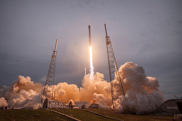 Вконце января SpaceX впоследний раз запустит одноразовую Falcon 9