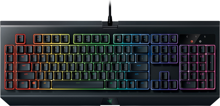 """Механическая клавиатура Razer BlackWidow Chroma V2 обойдётся в 190 евро"""""""