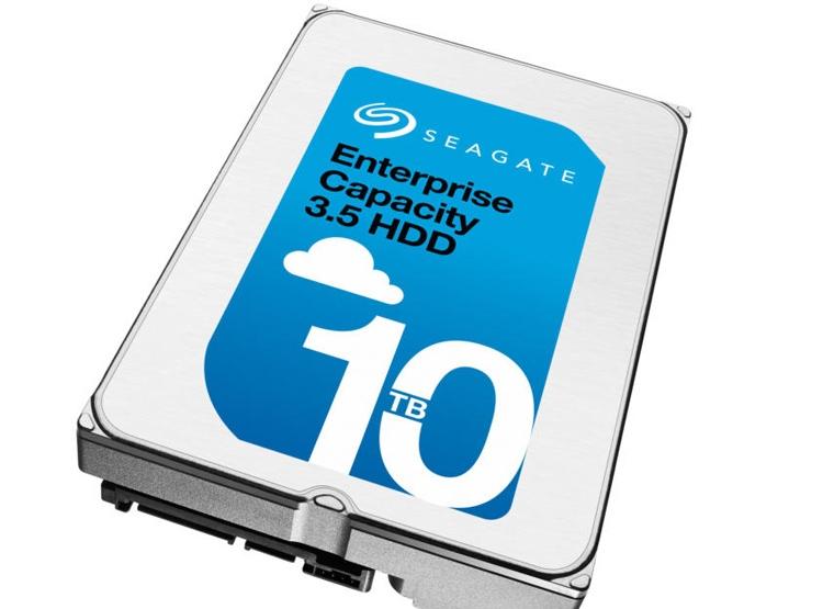 """Seagate выпустит 20-Тбайт HDD через три года"""""""