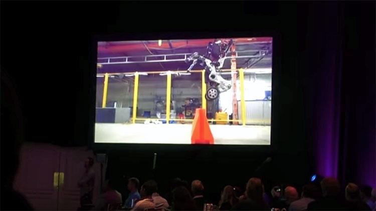 Handle— новый двухколесный робот отBoston Dynamics