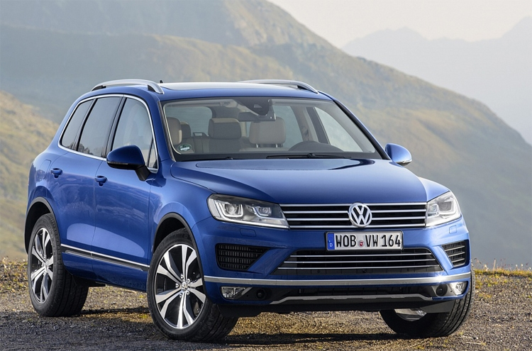 В Российской Федерации продажи VW заянварь поднялись на3%