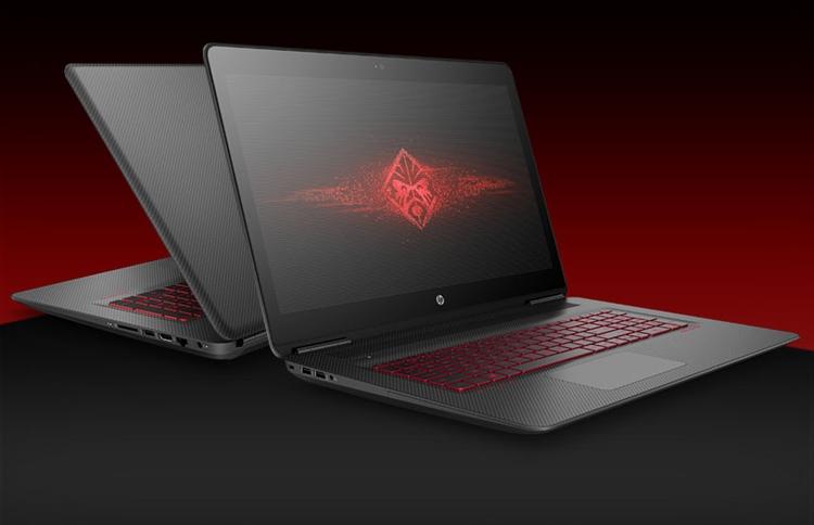 Игровые ноутбуки HP Omen 15 обзавелись CPU Intel Kaby Lake и GPU NVIDIA Pascal