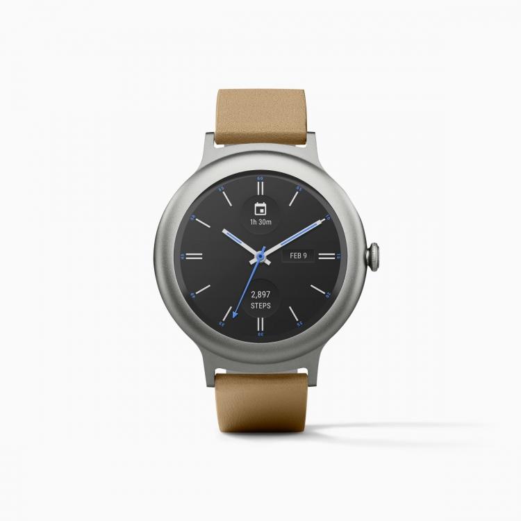 Смарт-часыLG Watch Style появились наживых фото