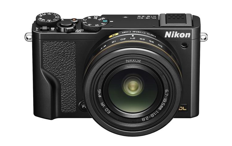 "Nikon отказалась от фотокамер премиум-класса DL"""
