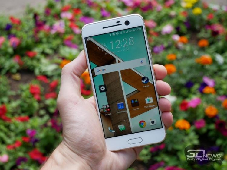HTC планируют выпустить мобильную версию HTC Vive втекущем году
