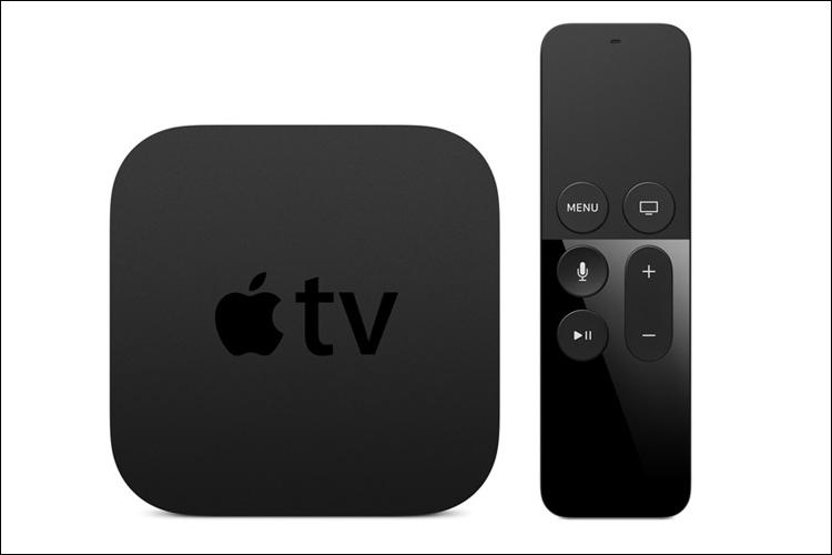 Apple тестирует пятое поколение приставки AppleTV
