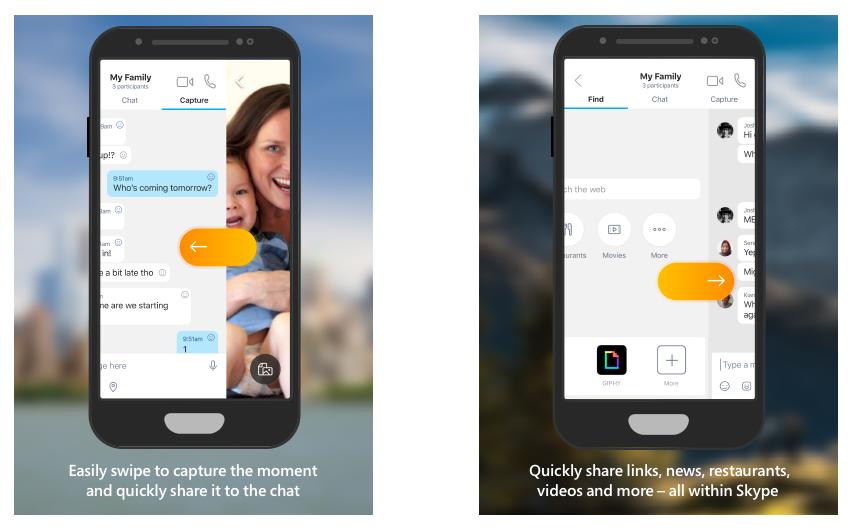 ВMicrosoft тестируют мобильную версию Skype