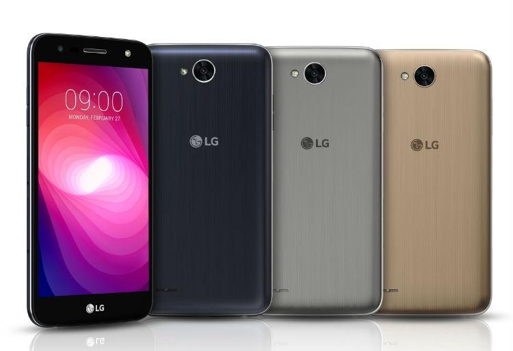 КомпанияLG анонсировала смартфон XPower 2